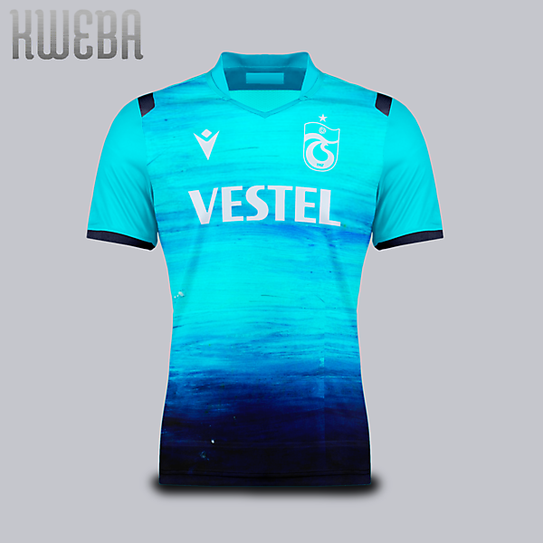 Trabzonspor - away kit