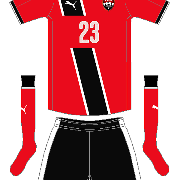 Trinidad & Tobago Puma Home Kit