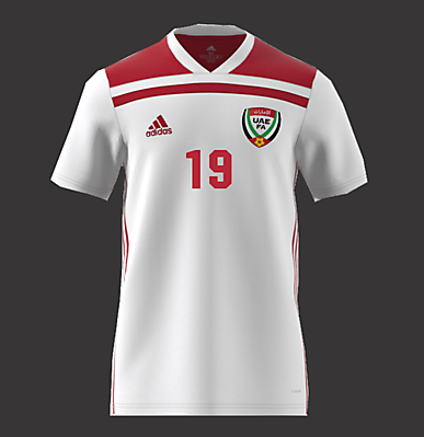 UAE HOME ASIAN CUP 2019