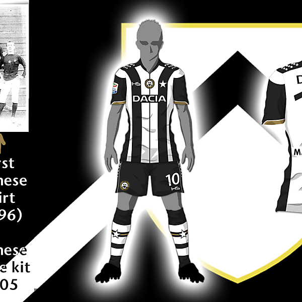 Udinese Home kit