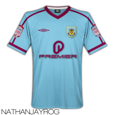 Burnley Umbro Concept