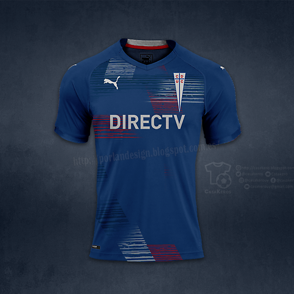 Universidad Católica AWAY