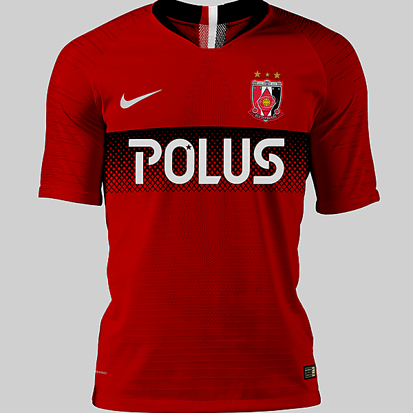 Urawa Red DIamonds Home Concept Kit