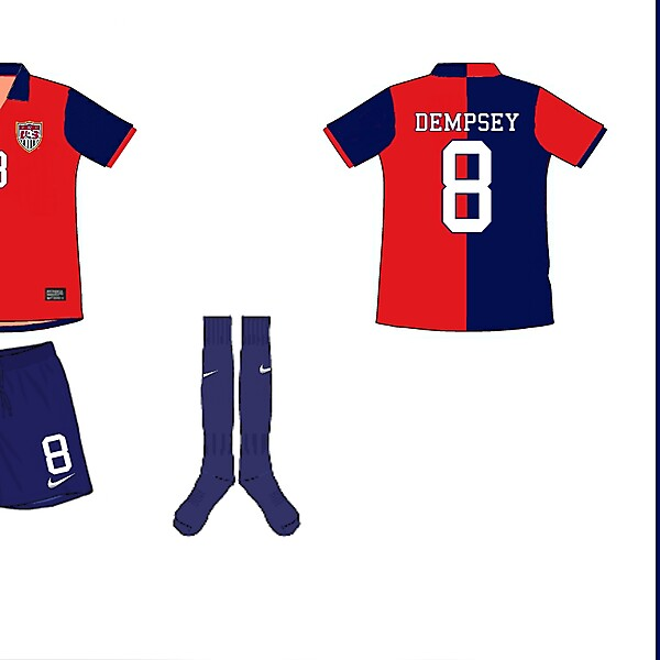 USA Away Kit