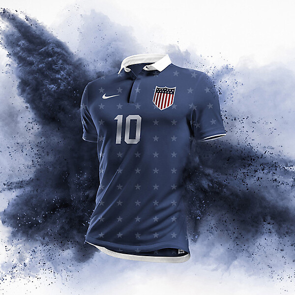 USA Away Kit Concept