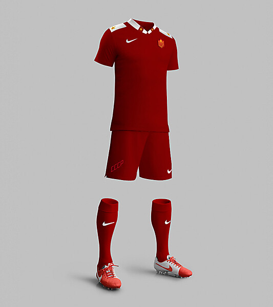 USSR Away Kit