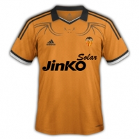 Valencia Fantasy Away Kit<br />2014/2015