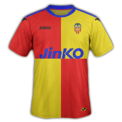 Valencia Joma Away