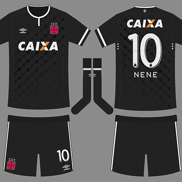 Vasco da Gama Away Kit