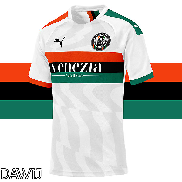 Venezia FC - Away Kit