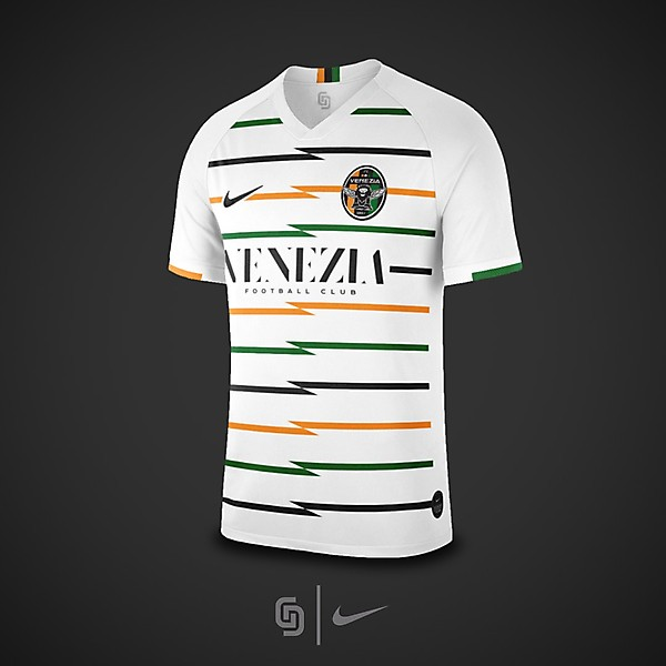 VENEZIA FC | AWAY KIT