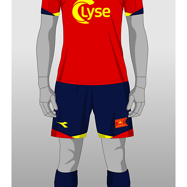 Viking FK Away Kit