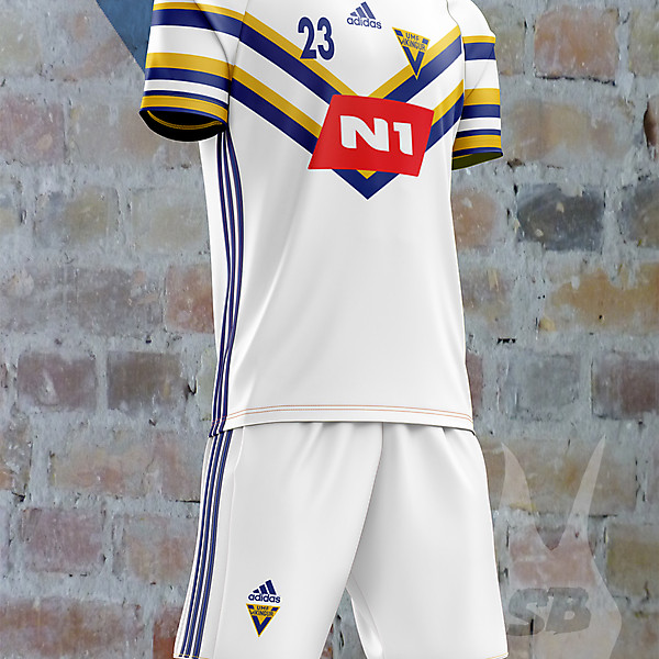 Vikingur change kit concept