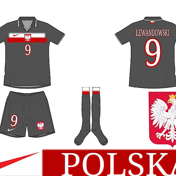 WC Kits - Poland Third Kit