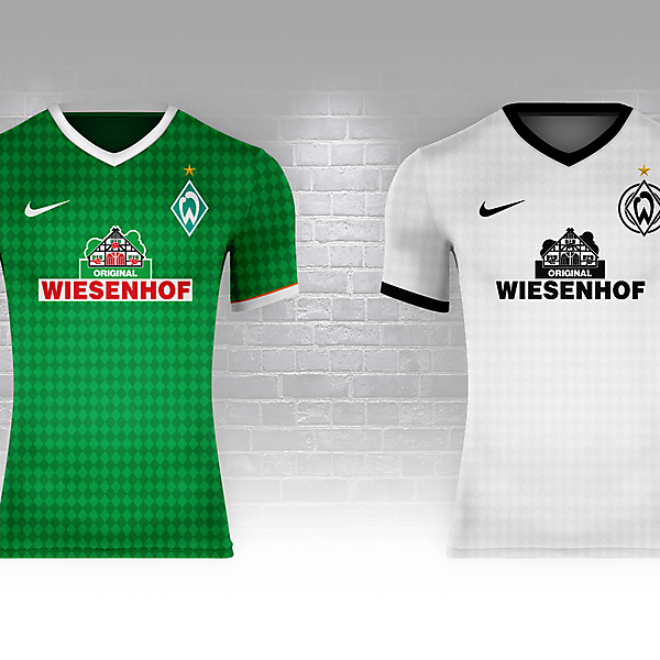 Werder Bremen as Germany (Fantasy Nike World Cup Campaign)