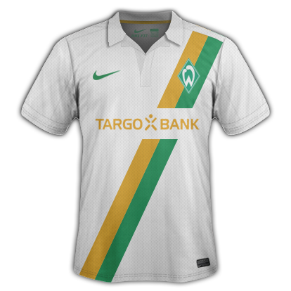 Werder Bremen Fantasy Kits with Nike