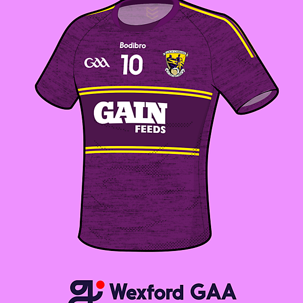 Wexford GAA (Gaelic Football) Shirt