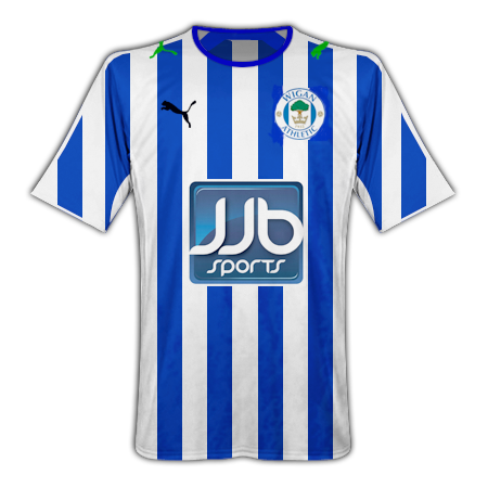Wigan Athletic Home