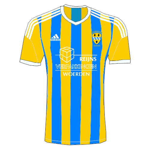 Woerden United Home