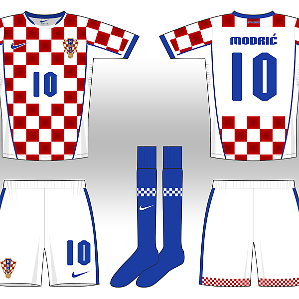 World Cup Competition - Croatia