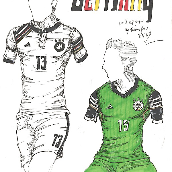World Cup Project by<br />Irvingperceni - Group G -<br />Germany