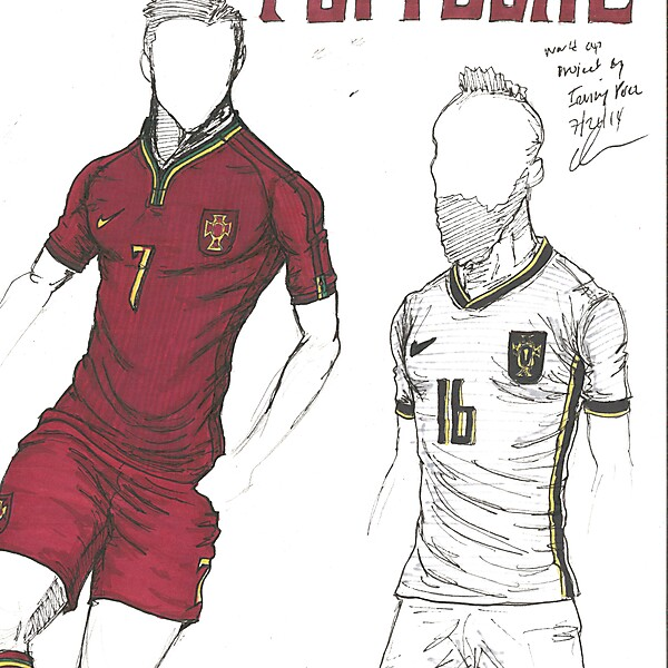 World Cup Project by<br />Irvingperceni - Group G -<br />Portugal