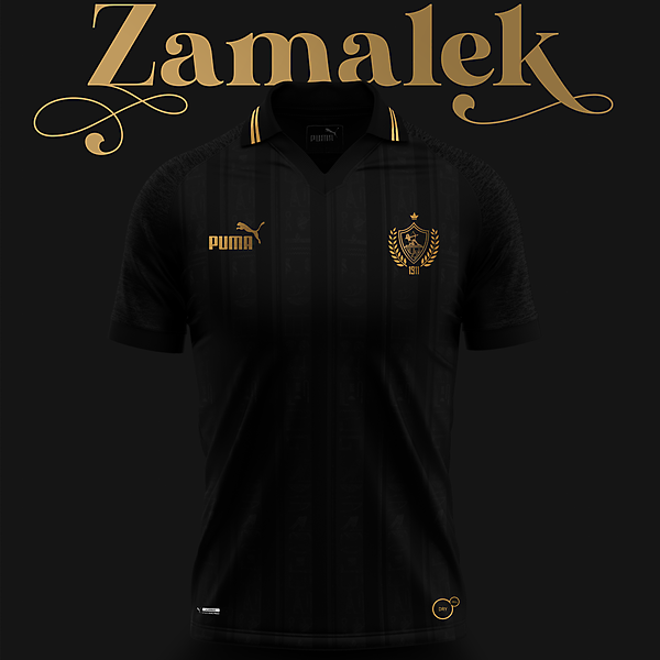 Zamalek Third Kit