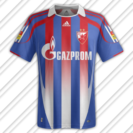 Red Star Belgrade Away-Црвена звезда