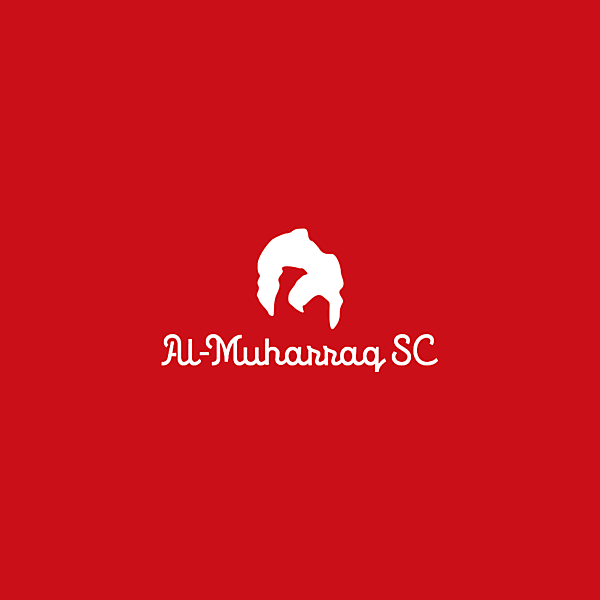 Al - Muharraq SC shoulder patch logo.