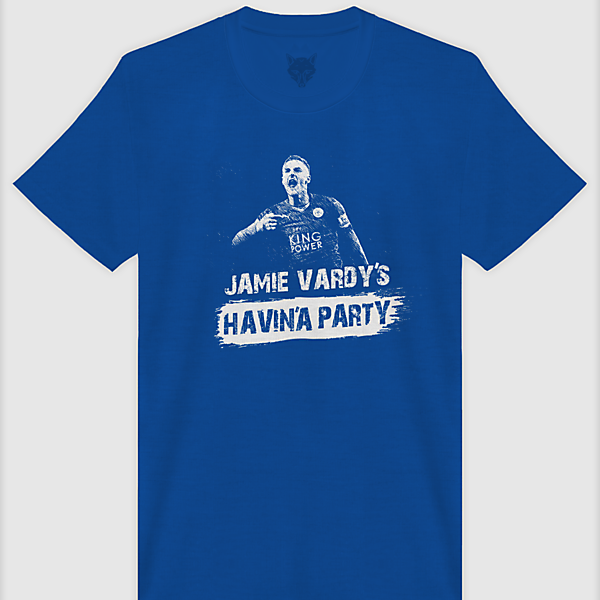 Jamie Vardy's Havın'a Party