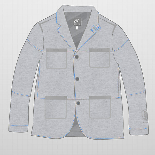 Nike Sportswear : Korea National Football Team : Travel Blazer