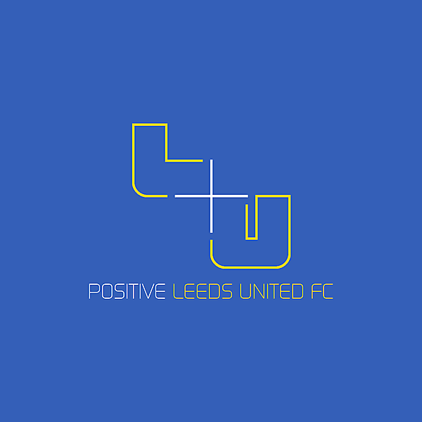 Leeds United FC poster idea