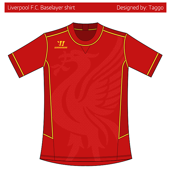 Liverpool FC Baselayer shirt