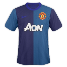 Manchester United 13/14 Season Kit Idea by Gordon60