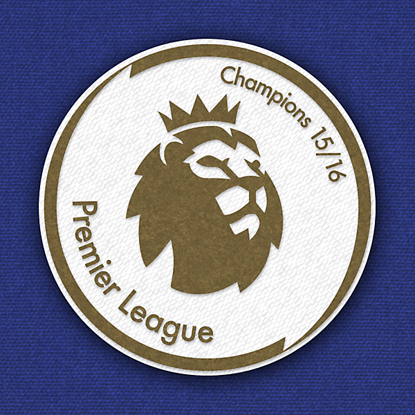 Premier League Champions Patch