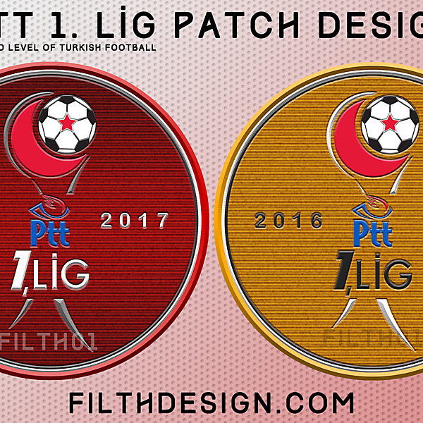 PTT 1. Lig Patch Design