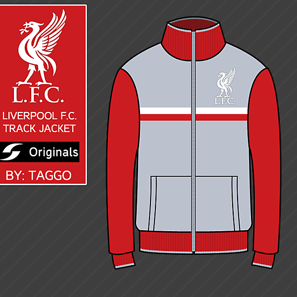 Liverpool Grey Tracktop