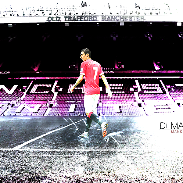 Wallpaper Angel Di Maria