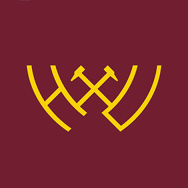 West Ham United alternative logo