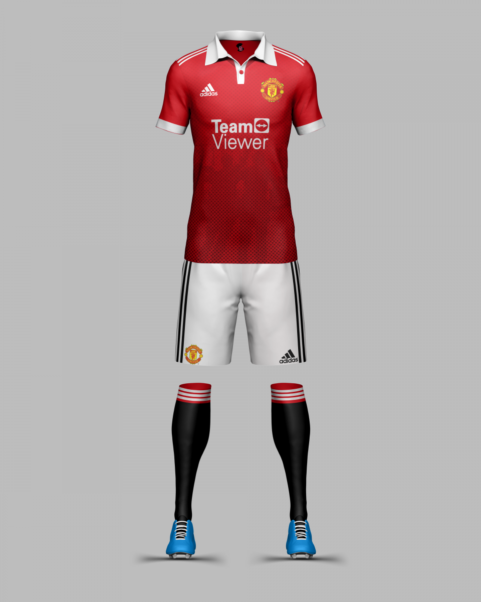 Little homage to the home kit from 1994.