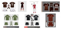 FC St Pauli hummel Kit Competition Winners!