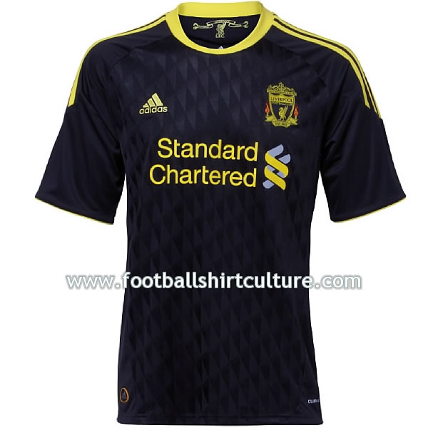liverpool 10-11 adidas third kit