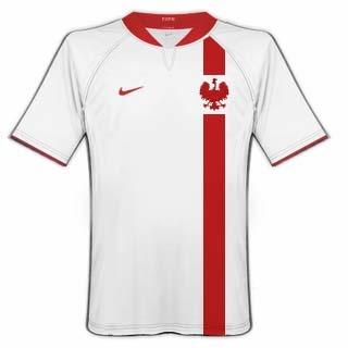 Poland Nike Home Kit Third Version