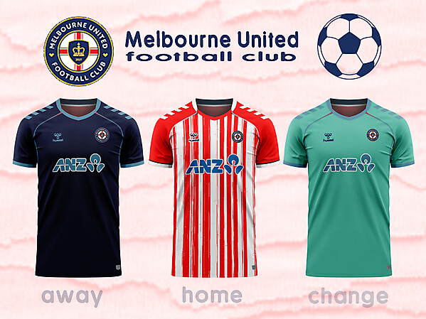 Melbourne United concept