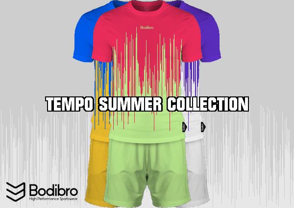 Bodibro TEMPO Teamwear