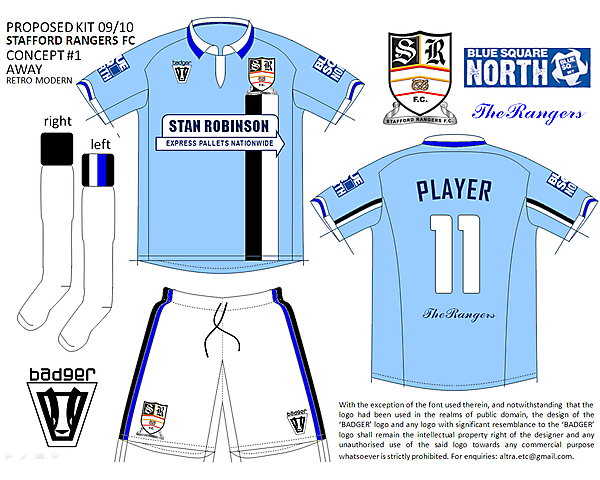 SRFC Concept#1 (Away) by F3154L