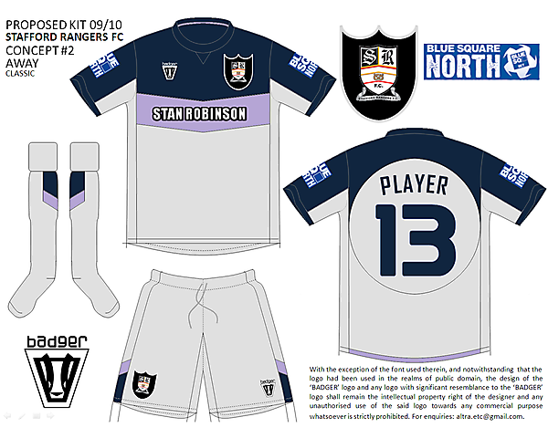 SRFC Concept#2 (Away) by F3154L