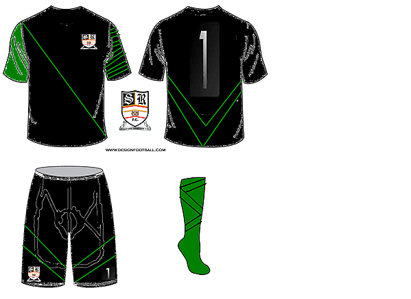 home and away kits for srfc