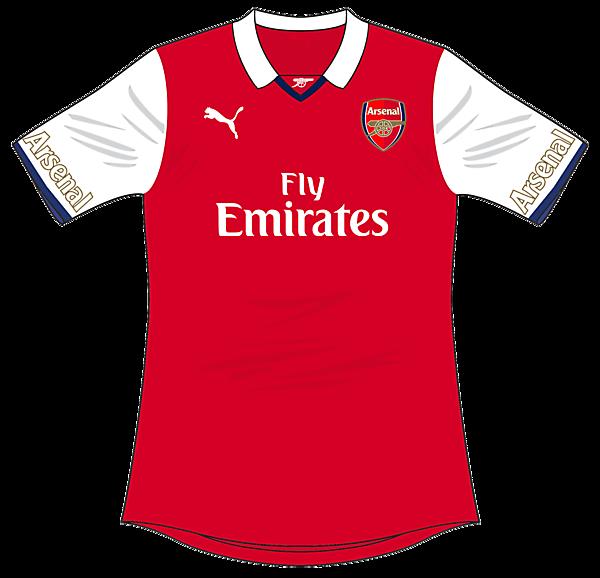 Arsenal 2015-2016