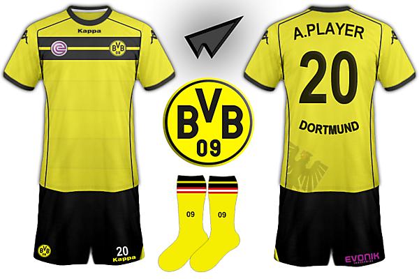 BV Borussia Dortmund - Home (2)